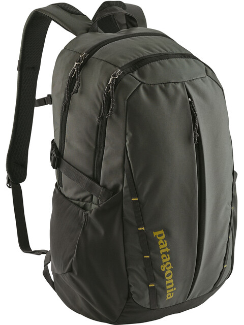 Patagonia Refugio Backpack 28L Forge Grey w/textile Green